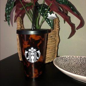 Tall Tortoise Starbucks Tumbler